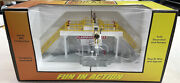 Mth Railking 30-9117 Operating Columbia Storage Tank System Mib/new From Estate