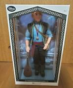 Anna And The Snow Queen Christoph Limited Doll Disney Store Rare