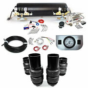 Ez Air Ride Dl63cd Deluxe Air Suspension Kit 1963-1964 Cadillac 2-way System
