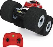 Air Hogs Super Soft Stunt Shot Indoor Remote Control Car With Soft Wheels Toy...