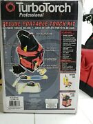 Turbo Torch Deluxe Portable Torch Kit