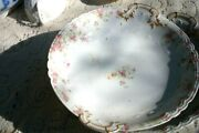 Charles Field Haviland Limoges France 2 Round Serving Trays And 1 Serving Bowl