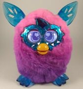 Crystal Series Furby Boom Hasbro Interactive Talking Toy Pink Purple Blue. Works