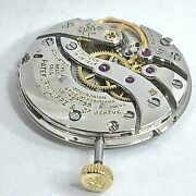 Patek Philipp Movement Caliber 23-300 Fully Serviced Great Condition Video