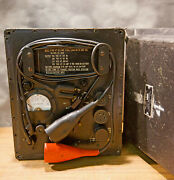 Vintage Pp-2684/grc-109 Power Supply - Cia Spy Radio/special Forces - Tested