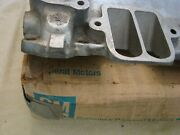 3826810 Corvette Fuel Injection Intake Manifold Plate Bed Base 1963 1964 1965