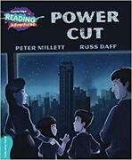 Power Cut Turquoise Band Cambridge Reading Adventures By Millett Daff New..