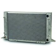 Afco Cooling 80107nz Scirocco-style Aluminum Drag Race Radiator Universal Width
