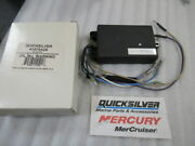 Aa5 Mercury Quicksilver 41470a25 Oil Injection Warning Oem New Factory Boat Part
