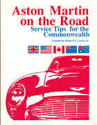 Aston Martin On The Road Service Tips For The Commonwealth Richard A Candee Rare