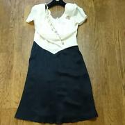 Sale Cheap Party Silk Dress Coco Button From Japan Fedex No.6830