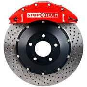 Stoptech 83-657670072 Bbk 2pc Rotor Front Nis 350/inf G35 355x32/60
