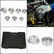 10 Piece Oil Filter Cap Wrench Metric Socket Set Tool Kit New For Bmw Mercedes