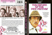 The Return Of The Pink Panther Dvd 1999 W/chapter Index Free Ship 0621fa