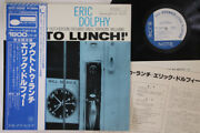 Lp Eric Dolphy Out To Lunch Gxf3009/bst84163 Blue Note Japan Vinyl Obi