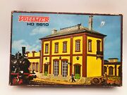 Vollmer 5610 Ho Scale Building Kit - Old Fashioned Factory Building