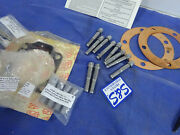 Harley Big Twin Vintage 48-83 Rpl Sands Chrome Cyl Base Nuts/headbolts And Gaskets