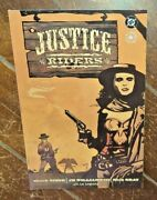 Justice Riders By Chuck Dixon 1997 Dc/elseworlds Tpb Diana