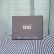 Abercrombie And Fitch - Fierce Gift Set - New And Discontinued