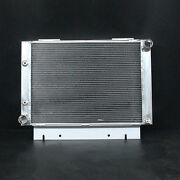 Fit Ford Galaxie 500 1960 1961 1962 1963 3 Rows Aluminum Radiator