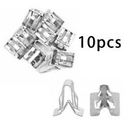 Retainer Clip Fastener For Car Metal Parts Replacement Vehicle Accessories
