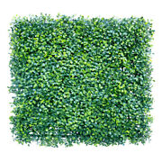 20x20artificial Boxwood Mat Wall Hedge Decor Ties Fence Panel Double Color Usa