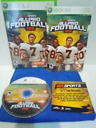 All Pro Football 2k8 Xbox 360 Complete With Manual And Insert Clean Disc