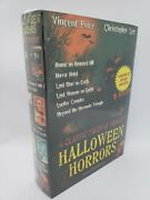 Halloween Horrors-6 Classic Tales Of Fright.3 Dvd Box Set. New Factory Sealed