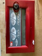 Gamewell-fci Lcd-7100 Remote Annunciator Very Rare