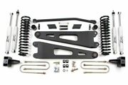 Zone Offroad F24n 4 Radius Arm Suspension System Ford