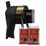 Traeger Grills Pro Series 575 Wood Pellet Grill And Smoker With Wifire