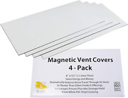 Magnetic Vent Cover –8 X 15.5 Extra Thick Wall/floor/ceiling Vent Covers 4