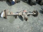Ref Ford All 2008 Axle Assembly Rear Rear R08c7072