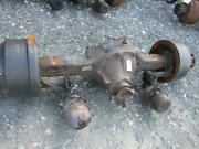 Ref C05-1g101a21a00370 Eaton-spicer P20060 2011 Axle Assembly Rear Rear