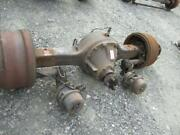 Ref 511330 Eaton-spicer P20060 2011 Axle Assembly Rear Rear R11c0195