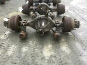 Ref Eaton-spicer S21170 2011 Axle Assembly Rear Rear R11f0783