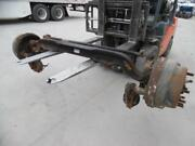 Ref Eaton-spicer E1200i 1999 Axle Assembly Front Steer 57167