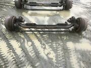 Ref Eaton-spicer I-120sg 2002 Axle Assembly Front Steer F02f0780