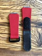 Rm030 Red Small Nylon Strap- Exclusive- Rare- Richard Mille🔥