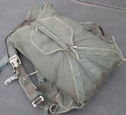 Ba-15 Parachute Harness Container 1958 Jayval Usaf Usgi Lot Of 3