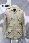 Canadian Forces Tan Type D Lightweight Combat Shirt Size 7038 Canada Army