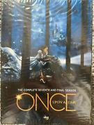 Once Upon A Time Complete Series Seasons 1-7 Dvd 35-discnew Sealed Us Seller