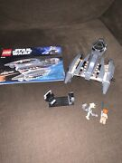 Lego Star Wars General Grievous Starfighter 8095, Comes With Two Figs