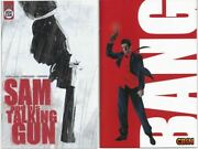 Sam And His Talking Gun 1 - Ash Can And Cbsn Exclusive - Nm Ab