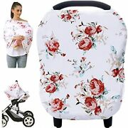 Privacy Baby Car Seat Covers - Stroller Canopy Nursing And Breastfeeding Covers