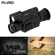 Pard Nv008plrf Laser Rangefinder Dayandnight Vision Scope Wifi Ios And Android Apps