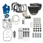 Power Package - Chain Drive - Water Cooled - Highlighted Fins - M8 310-1054a