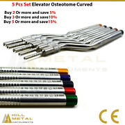 Dental Tooth Extraction Tool Implant Osteotome Elevator Sinus Lift Instruments