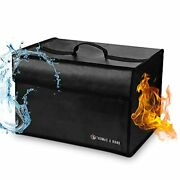 Thomas And Bond Extra Large Fireproof File Organizer System Includes Fireproof