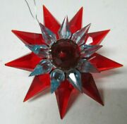1930s C-6 Double Matchless Star Light - Red Blue Red - 700 Size 2